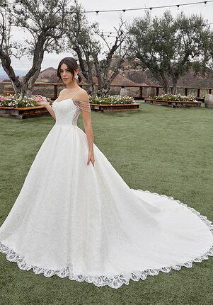 Casablanca Bridal 2432 Julianna Ball Gown Wedding Dress