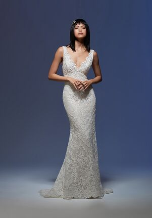 Lazaro Emmeline/32015 Mermaid Wedding Dress
