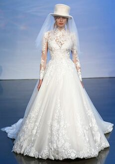 Justin Alexander Signature Cambridge Ball Gown Wedding Dress