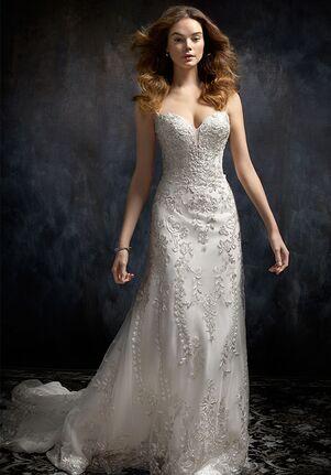 Kenneth Winston 1736 Mermaid Wedding Dress