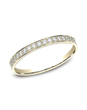 Benchmark 522800Y Gold Wedding Ring