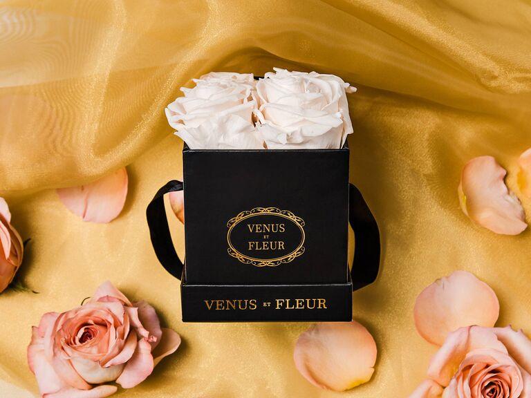 Venus ET Fleur roses 5 year anniversary gift ideas for her