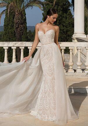 Justin Alexander 88085 Mermaid Wedding Dress