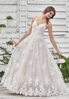 Lillian West 66045 A-Line Wedding Dress