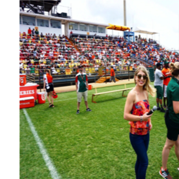 University of Miami Football Game