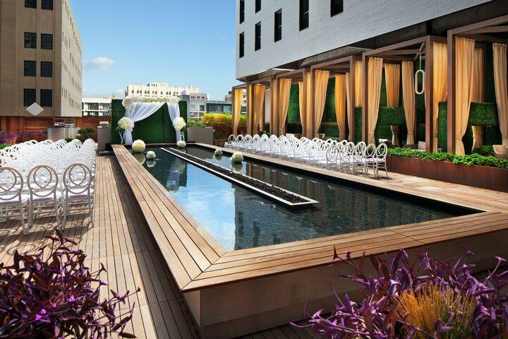 Sheraton Grand Los Angeles | Reception Venues - Los ...