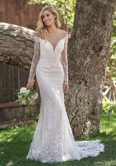 Jasmine Bridal F211006 Mermaid Wedding Dress