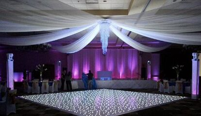 Luxury Lounge Lighting Rentals The Knot