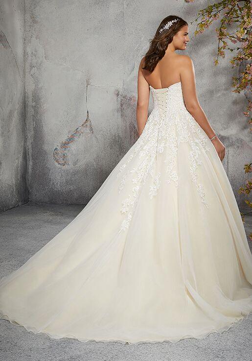 Morilee by Madeline Gardner/Julietta 3246 / Lizbeth Ball Gown Wedding Dress