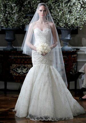 Romona Keveza Collection RK305 Mermaid Wedding Dress