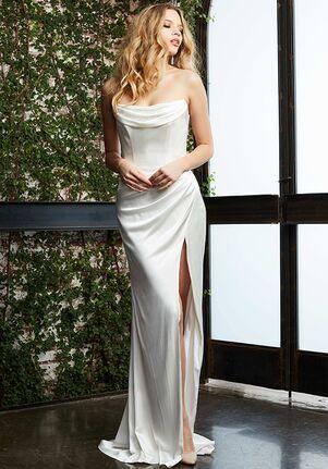 Jovani Bridal S03998 Sheath Wedding Dress