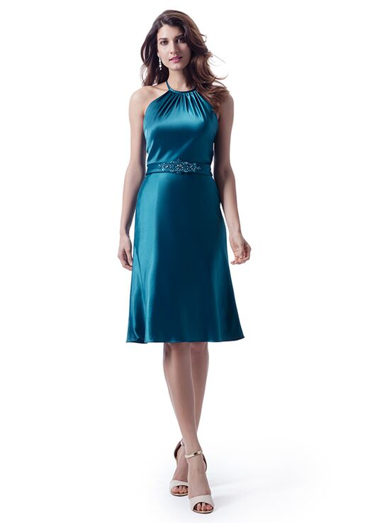 Venus Bridesmaids BM2248 Halter Bridesmaid Dress