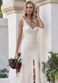 Jasmine Couture T202054 Mermaid Wedding Dress