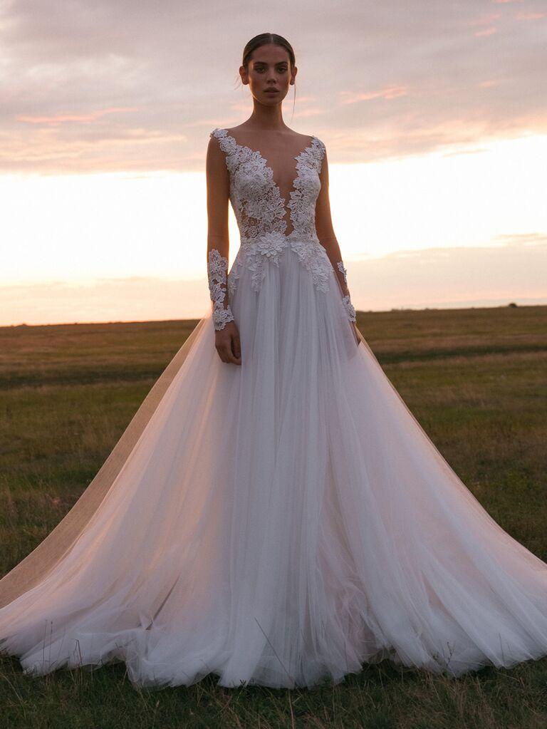 Vintage Ball Gown Wedding Dresses