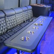 Garden City, MI Party Bus | D&D Executive Transportation