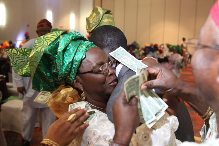 Money Dance Wedding.Traditional Nigerian Money Dance