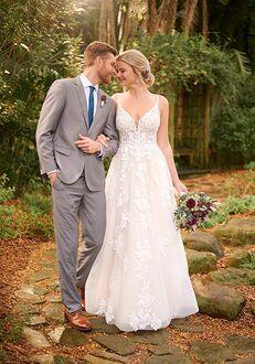 Essense of Australia D3148 A-Line Wedding Dress