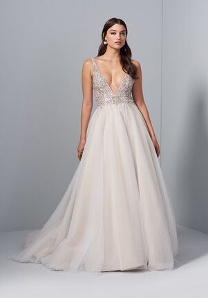 Lucia by Allison Webb 92001 ALINA Ball Gown Wedding Dress