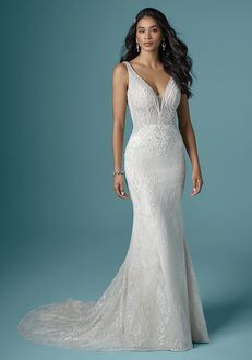 Maggie Sottero ELAINE Sheath Wedding Dress