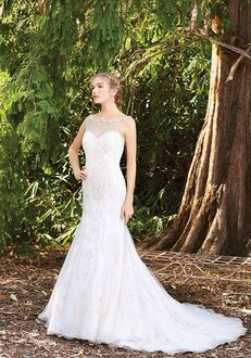 Casablanca Bridal Style 2274 Lavender Mermaid Wedding Dress