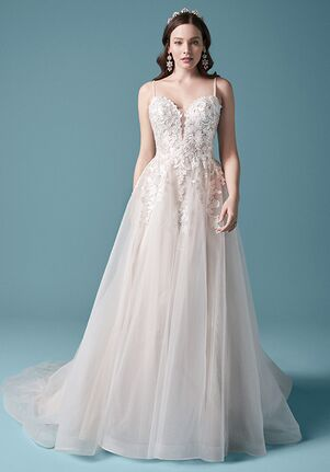 Maggie Sottero STEVIE A-Line Wedding Dress