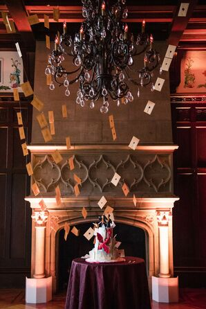 Harry Potter-Inspired Décor at Hempstead House in New York