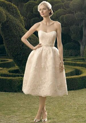 Casablanca Bridal 2182S Ball Gown Wedding Dress