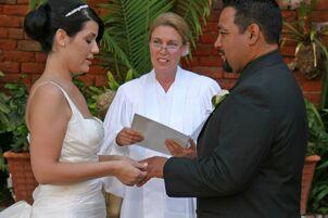 Romance In New Orleans Weddings Rev Samantha McGovern
