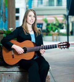 Amy Hite, Classical Guitarist