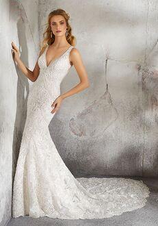 Morilee by Madeline Gardner 8271 / Leilah Sheath Wedding Dress