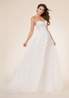 Moonlight Tango T868 A-Line Wedding Dress