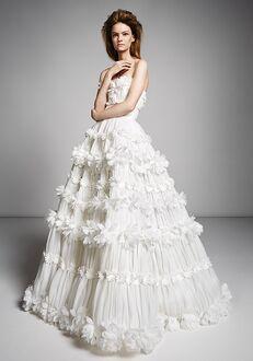 Viktor&Rolf Mariage MILLEFEUILLE FLOWER GOWN Ball Gown Wedding Dress