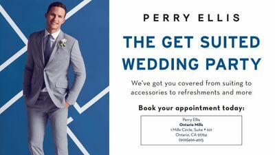 Perry Ellis Ontario Mills