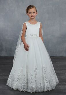 Mary's Angel by Mary's Bridal MB9046 Ivory Flower Girl Dress