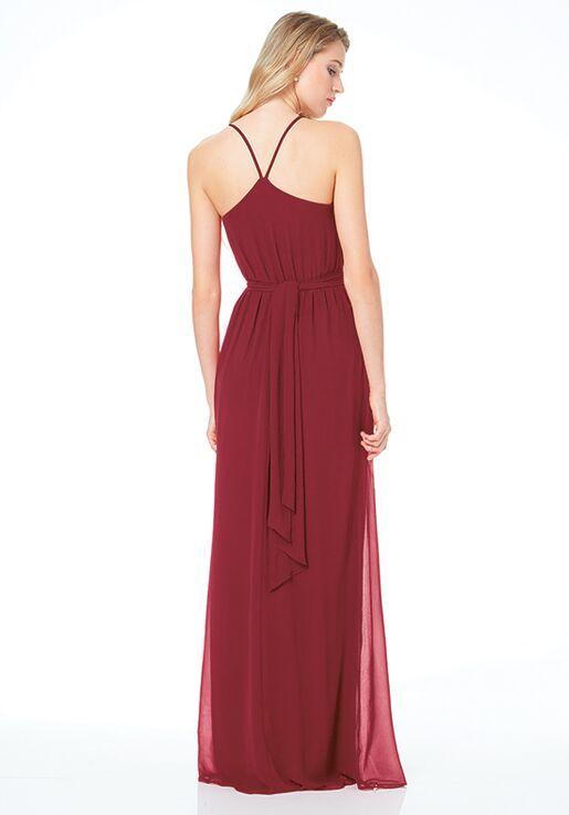 #LEVKOFF 7036 Halter Bridesmaid Dress