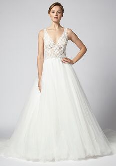 Henry Roth for Kleinfeld Ever Ball Gown Wedding Dress