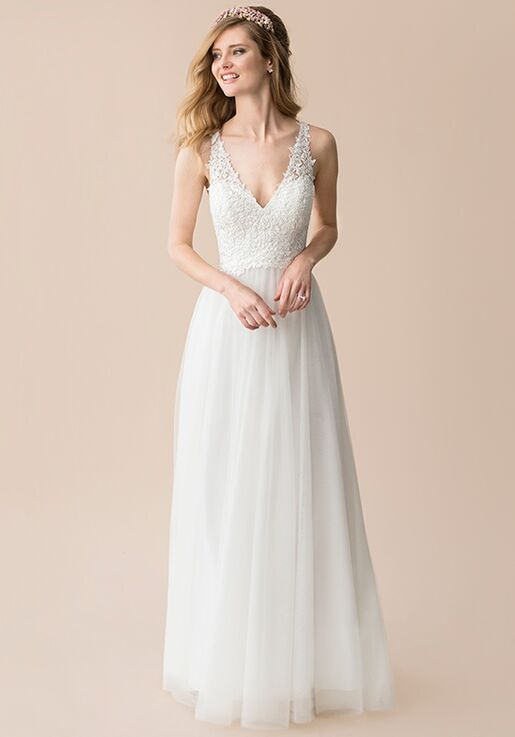 Moonlight Tango T807 A-Line Wedding Dress