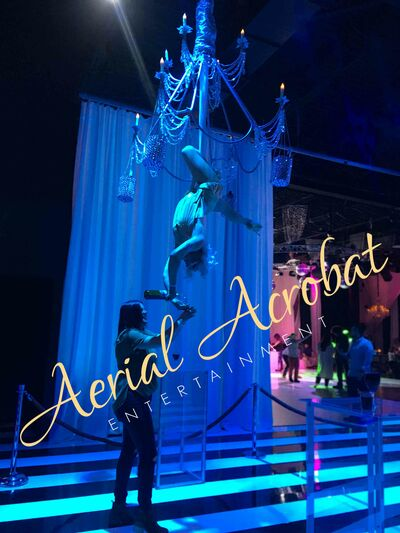 Aerial Acrobat Entertainment