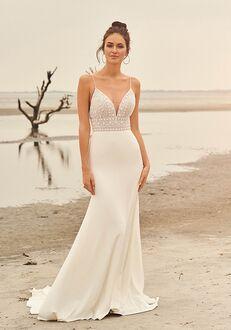 Lillian West 66099 Mermaid Wedding Dress