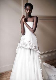 Viktor&Rolf Mariage SPRING BOUQUET CASCADE A-Line Wedding Dress