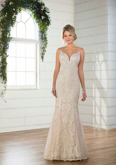 Essense of Australia D2476 Wedding Dress