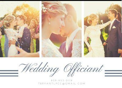 Tiffany Bryant: Lexington Wedding Officiant & Planner