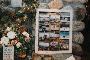 Framed Photo Board
