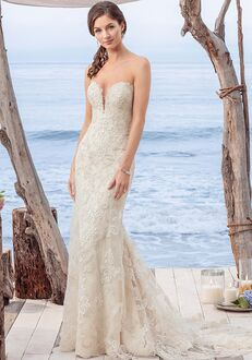 Beloved by Casablanca Bridal BL261 Kai Mermaid Wedding Dress