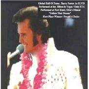 Orlando, FL Elvis Impersonator | Barry Robert Porter... FEEL ELVIS ALL OVER AGAIN!!