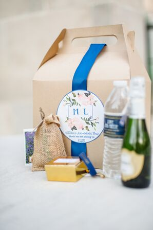 Wedding Guest Gift Boxes