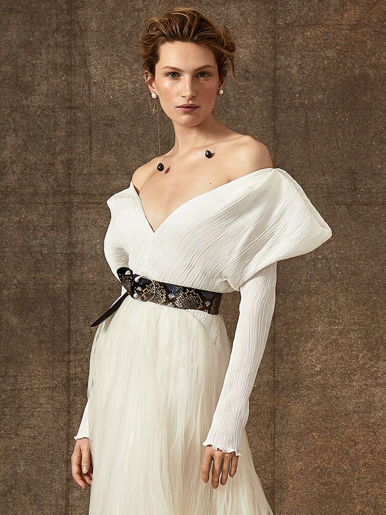 Danielle Frankel Spring 2020 Bridal Collection wedding dresses