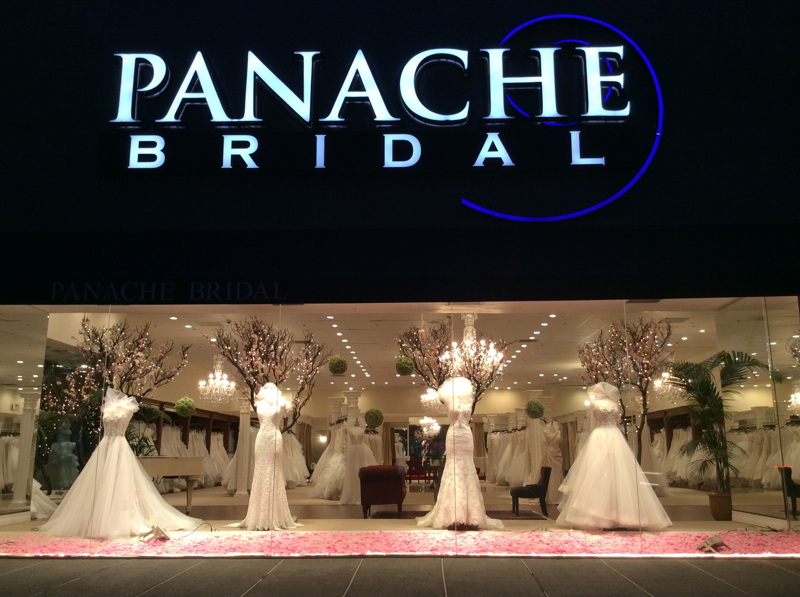 Panache Bridal Beverly Hills Bridal Salons Beverly Hills Ca
