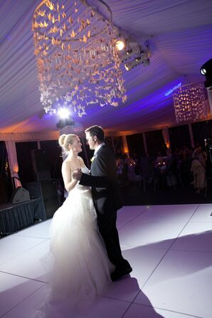 The First Dance at Pioneer Canyon Ranch