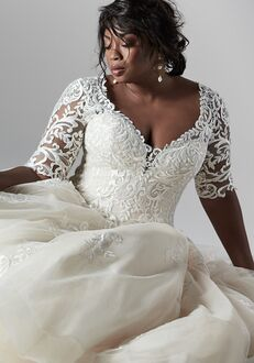 Sottero and Midgley RIVER LYNETTE DAWN Ball Gown Wedding Dress